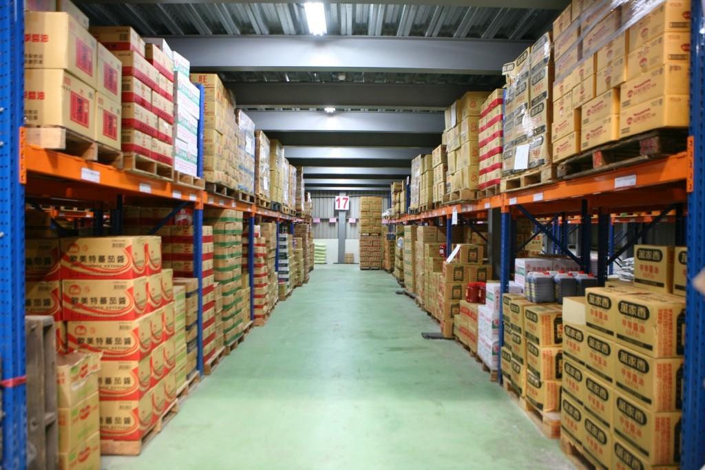 東昇米糧倉儲管理