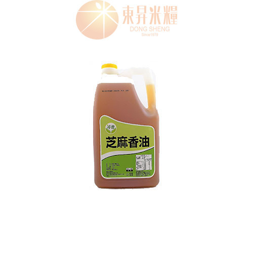 B012-6祥發香油3L